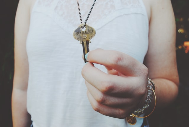 De sleutel van vrijheid